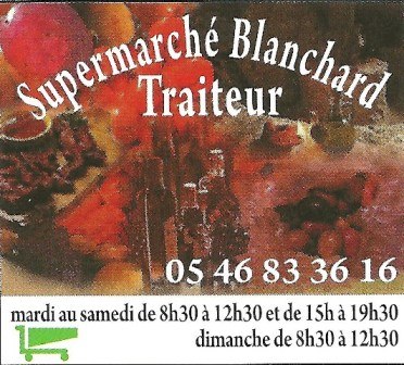 supermarch blanchard